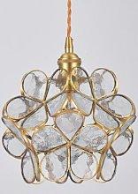 Ouellette 1-Light Globe Chandelier Willa Arlo