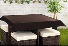 Ouinane Rectangular Tablecloth Sol 72 Outdoor