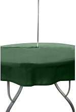 Ouinane Round Tablecloth Sol 72 Outdoor Colour: