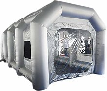 OUKANING Inflatable Spray Booth Tent Inflatable