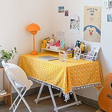 Oukeep Nordic Dustproof Table Cloth Coffee Table