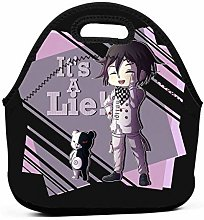 Ouma Kokichi - It's A Lie! Insulated Lunch Bag