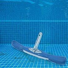Oumefar Aluminum Equipment Pool Scrub Brush with