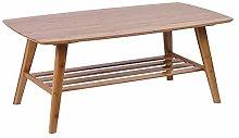 Oumefar Double Layer Table durable environmentally