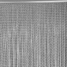 Oumefar Metal Curtain, durable multiple functional