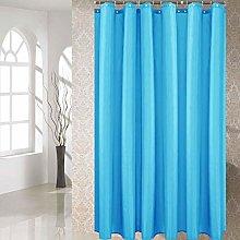 Oumefar No Static Electricity Shower Curtain