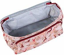 Oumefar Portable Thread Case Cloth Organizer