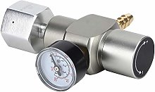 Oumefar with adapter 3/8in to TR21.4 Gas Regulator