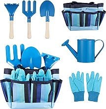 OUNONA Gardening Tools For Kids with Garden Tool