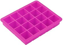 OurLeeme 20 Cavity Large Cube Maker Silicone Ice