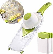 OurLeeme Fruit Slicer, Mandoline Slicer Vegetable