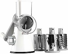 Ourokhome Cheese Grater Vegetable Slicer - Rotary