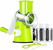 Ourokhome Manual Cheese Rotary Grater - Round
