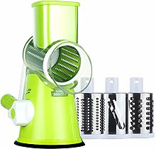 Ourokhome Rotary Cheese Grater Slicer- Vegetable