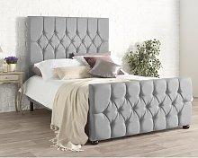 Ousmane Bed Frame Rosalind Wheeler