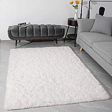 Oustore Rug Modern Fluffy Large Area Rugs for