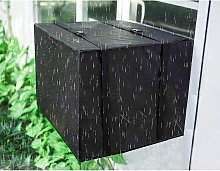 Outdoor Air Conditioner Cover Window AC Cover with