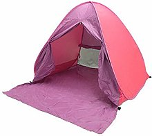 Outdoor automatic pop up beach tent, portable UV