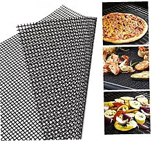 Outdoor Barbecue BBQ Tools, 1PC BBQ Grill Mesh Mat