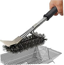 Outdoor Barbecue BBQ Tools, Grill Brush Extra