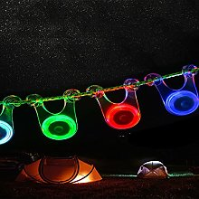 Outdoor Camping Decorative Lights Led Tent Rope