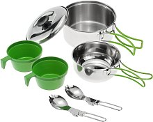 Outdoor Camping Hiking Cookware Backpacking