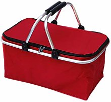 Outdoor camping picnic bag Folding Picnic Baskets
