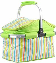 Outdoor camping picnic bag Outdoor Folding Picnic