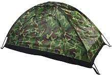 Outdoor Camping Tent Camouflage 1 Person UV