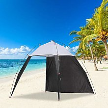 Outdoor Canopy Beach Shelter Automatic Beach Tent,