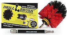 Outdoor - Cleaning Supplies - Drill Brush - Garden