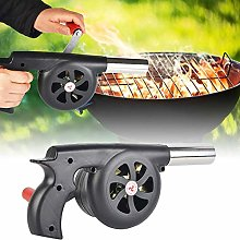 Outdoor Cooking BBQ Fan Air Blower For Barbecue