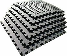 Outdoor EVA Foam Ground Mats Tiles - Interlocking