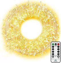 Outdoor Fairy Lights 100m 800 LED Warm White