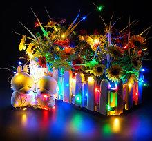Outdoor Fairy String Light Multimodal Optional