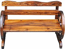 Outdoor furniture Outdoor antique solid wood patio