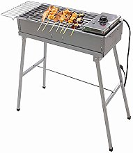 Outdoor Grill Barbecue Grill Electric and Charcoal