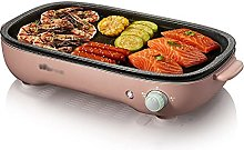 Outdoor Grill Barbecue Grill Smokeless Indoor