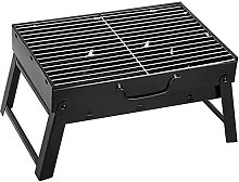 Outdoor Grill BBQ Charcoal Lightweight BBQ Grill