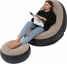 Outdoor Inflatable Recliner,Portable Inflatable