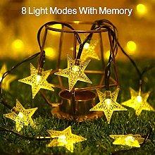 Outdoor Lights Garden Lights Solar String Star