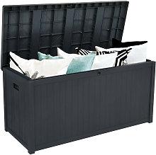 Outdoor Plastic Storage Box, Garden 113gal 430L