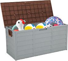 Outdoor Plastic Storage Box, Garden 75gal 260L