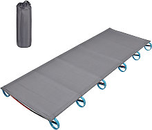 Outdoor Portable Camping Bed Aluminum Alloy Traval
