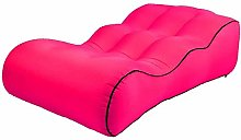 Outdoor Portable Inflatable Bed Foldable Beach Air