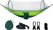 Outdoor portable opening fast opening mosquito net