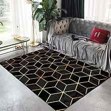 Outdoor-QJ Big Area Floor Rug Modern Living room