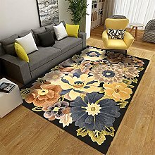 Outdoor Rug Boho,Vintage Classical Chinese Style