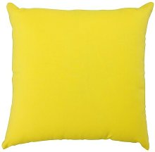 Outdoor Scatter Cushion Hashtag Home Colour: Yellow