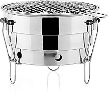 Outdoor Small Barbecue Grill Foldable Charcoal